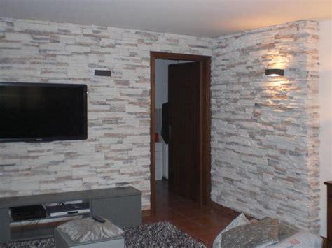 piastrelle finto muro piastrelle finto muro cheap cucina finta pietra con