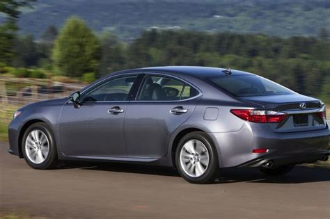Compare Toyota Avalon And Lexus Es 350