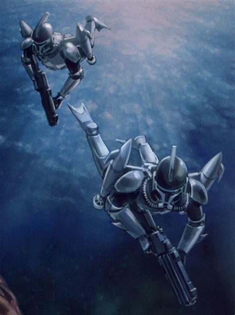 custom scuba clone trooper   clone wars cartoon