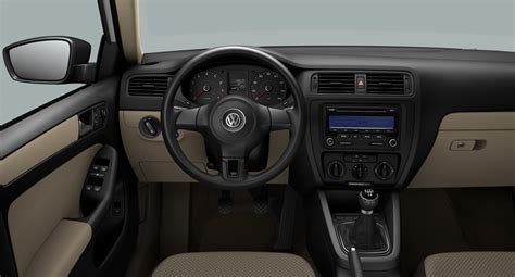 2011 Volkswagen Jetta S Exterior And Interior Color Palette