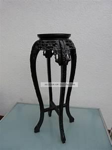 Antike Esstische Holz : antike blumens ule beistelltisch holz mit marmorplatte ~ Michelbontemps.com Haus und Dekorationen