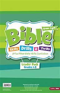 Bible Skills, Drills, & Thrills: Green Cycle - Grades 1-3 ...