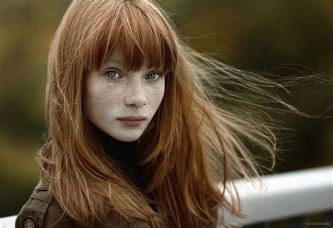 Best 25+ Red Hair Green Eyes Ideas On Pinterest