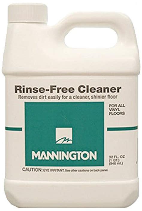 buy mannington rinse  cleaner  vinyl floors  oz