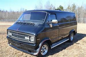1977 Dodge Van Shorty  Rare Street Van  Tradesman 200  340