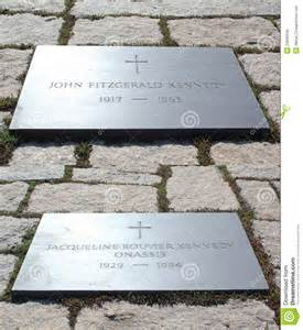 Jacqueline Kennedy Grave Arlington National Cemetery