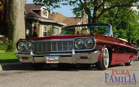 pura familia lowrider car club chicagoil  cars