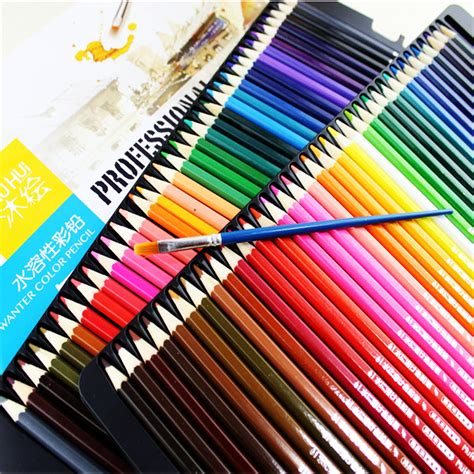 72 colored pencils 72 colored pencils drawing soft pencils lead