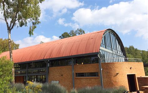 Olifants Café At The Big Red Barn In