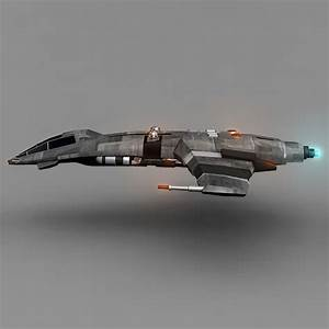 Paper Model Spacecraft Sci-Fi - Pics about space