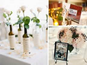wedding ideas for unique ideas for wedding table names