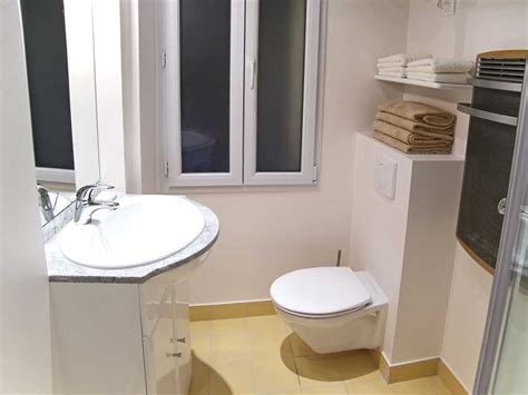 Ideas For A Small Bathroom In An Apartment by Modern Minimalist Apartment Bathroom Interior Design With