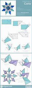 Origami Mandala Carla By Maria Sinayskaya  U2014 Diagram
