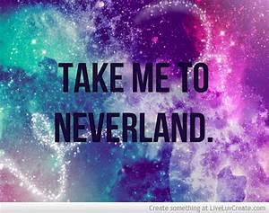 Take Me to Neverland Wallpaper - WallpaperSafari