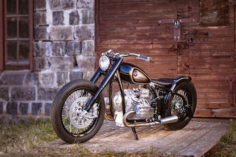 Motorcycle : Custom Motorcycle, Modern Simplicity