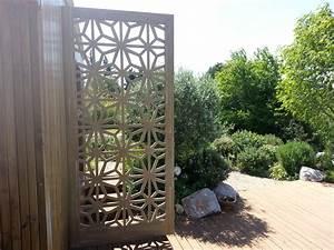 Brise Vue Bois Balcon : brise vue bois ajour les mod les allure et bois ~ Edinachiropracticcenter.com Idées de Décoration