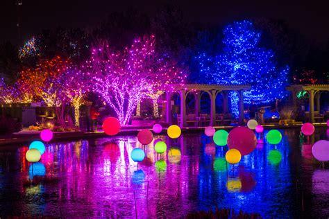 light the denver winter in the city 5280