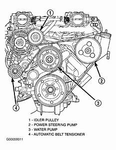 1998 Dodge Viper Serpentine Belt Routing And Timing Belt