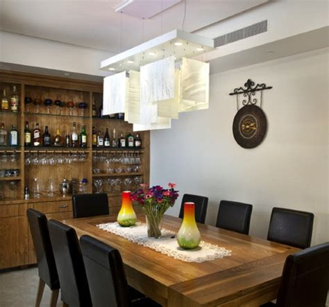 Dining Room Light Fixtures For Minimalist House