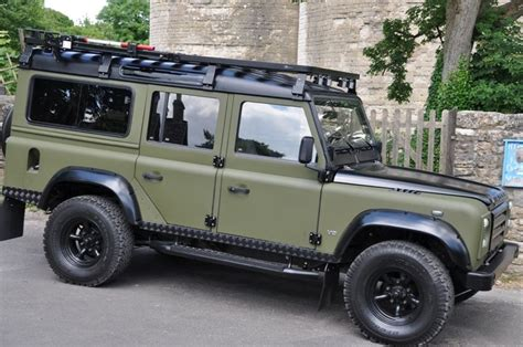 Land Rovers, Range Rovers, 4x4 Vehicles