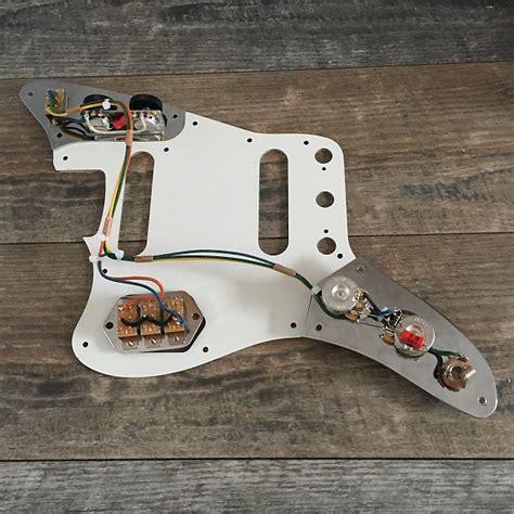 Fender Jaguar Wiring Harnes pro wired vintage spec fender jaguar 62 wiring harness