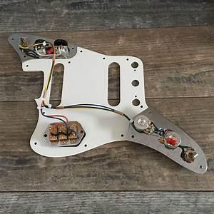 Pro Wired Vintage Spec Fender Jaguar 62 Wiring Harness