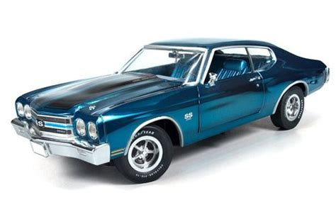 Chevelle Ss Models by Autoworld 1970 Chevrolet Chevelle Ss 396 Diecast Car Model