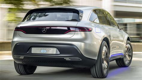wallpaper mercedes benz eqc suv  cars electric cars
