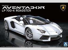 124 Lamborghini Aventador LP 7004 Roadster AOS008652
