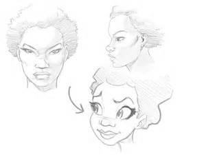 Cartoon Face Drawing Tutorial