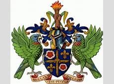 Saint Lucia Coat of arms crest of Saint Lucia