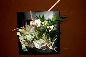 Cadre Décoratif Mural : cadre mural fleuriste dieppe ~ Teatrodelosmanantiales.com Idées de Décoration
