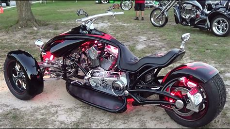Scorpion Rt Custom Three-wheeler