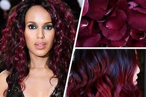 Acheter Coloration Rouge Framboise : 1001looks russis pour des cheveux couleur framboise bestest ~ Melissatoandfro.com Idées de Décoration