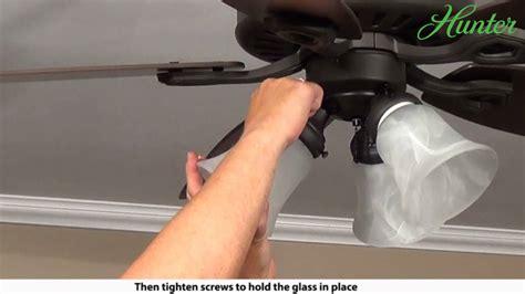install  multi light kit   hunter ceiling