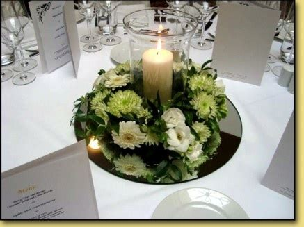 Hurricane Vase Centerpieces For Weddings by 17 Best Images About 4 Flowers Venue Ideas On