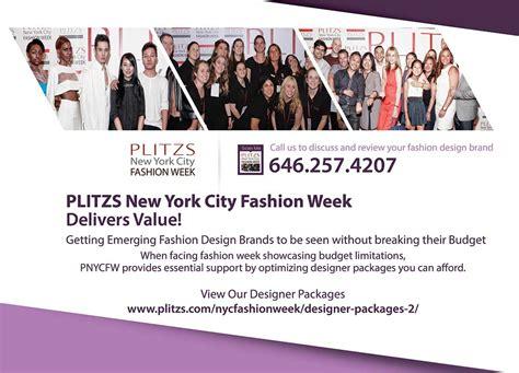 Designer Package #3  Plitzs New York City Fashion Week