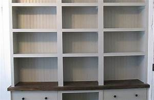 Une Vraie Bibliothque Intgre Sur Une Base RAST 50