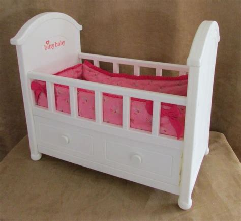 bitty baby crib 1000 images about american dolls clothes and