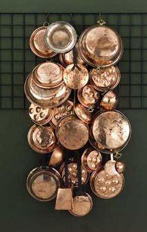 piece copper pots pans utensils decorative kitchen wall art sculpture set supplier