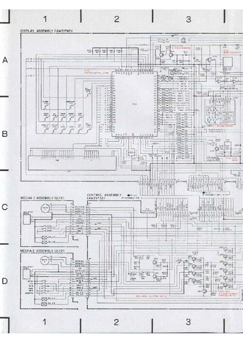 pioneer dc z81 sch service manual schematics eeprom repair info for electronics experts
