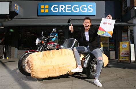 Greggs offers delivery via Just Eat