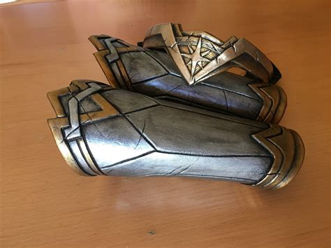 wonder woman tiara weathering s bracers and tiara 171 adafruit industries makers hackers artists