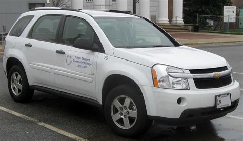 2005 Chevrolet Equinox by 2005 Chevrolet Equinox Information And Photos Momentcar