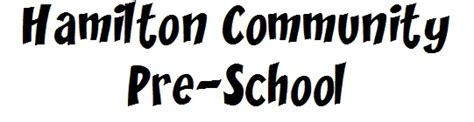 hamilton community preschool home 906   Title