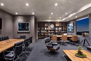 personalized office space for a leading ceo ara