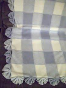 Fleece Baby Blanket Ideas