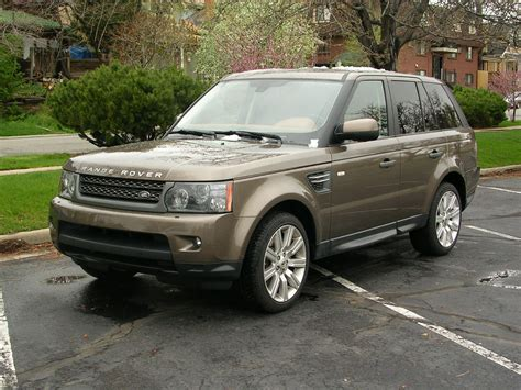 2010 Range Rover Sport by Range Rover Sport Hse All New Technology For 2010