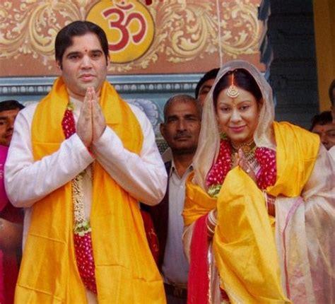 varun gandhi marriage  yamini roi choudhury photo