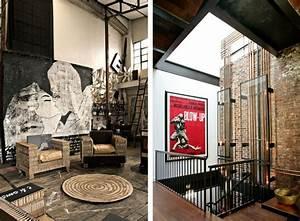 Industrial Interior Design Blog